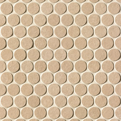 Summer Brezza Gres Round Mosaico 29,5X35 R10 | Ceramic tiles | Fap Ceramiche