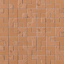 Summer Elle Terracotta Mosaico 30,5X30,5 | Piastrelle ceramica | Fap Ceramiche