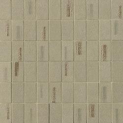 Summer Luce Oliva Mosaico 30,5X30,5 | Ceramic tiles | Fap Ceramiche