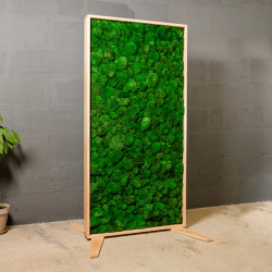 Moss Devider 2m x 1m | Privacy screen | Ekomoss