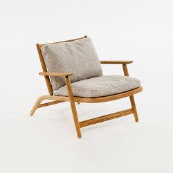 LEVANTE 007 lounge chair | Armchairs | Roda