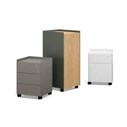 Slide container | Pedestals | RENZ