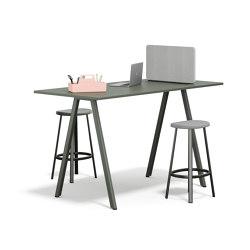 Slide standing table | Tavoli alti | RENZ