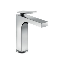 AXOR Citterio Single lever basin mixer 160 with lever handle and waste set | Wash basin taps | AXOR