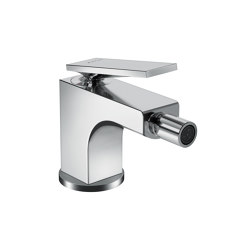 AXOR Citterio Single lever bidet mixer with lever handle and pop-up waste set | Bidet taps | AXOR