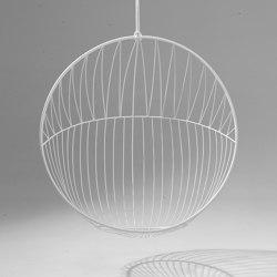 Bubble Hanging Chair Swing Seat - Sun Pattern   Swings   Studio Stirling