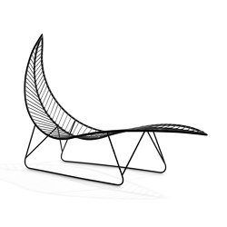Leaf Chair on Base stand   Sun loungers   Studio Stirling