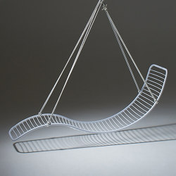 Pod Hanging Chair Swing Seat | Swings | Studio Stirling