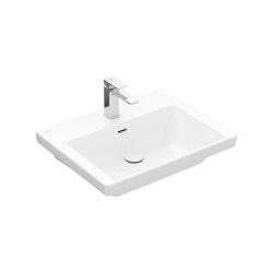 Subway 3.0 Vanity washbasin   Wash basins   Villeroy & Boch