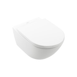 Subway 3.0 Tiefspül-WC spülrandlos, TwistFlush | WC | Villeroy & Boch