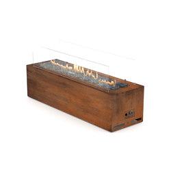 Galio Corten Manual | Ventless fires | Planika