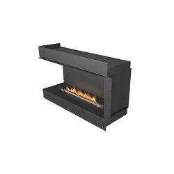 Prime Fire 990+ Forma | Fireplace inserts | Planika