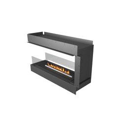 Prime Fire 990+ Forma | Kamineinsätze | Planika