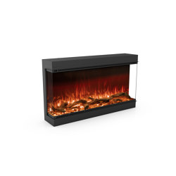 Astro 1200 Three Sided | Fireplace inserts | Planika