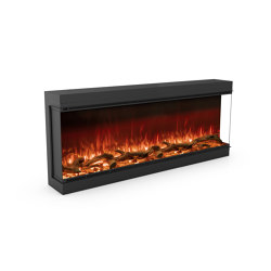 Astro 1500 Right Corner | Fireplace inserts | Planika