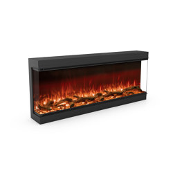 Astro 1500 Three Sided | Fireplace inserts | Planika
