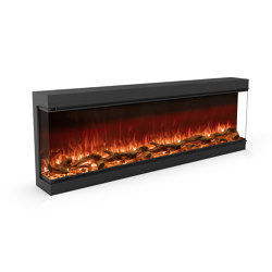 Astro 1800 Three Sided | Fireplace inserts | Planika
