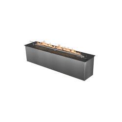FLA3+ (1190) | Fireplace inserts | Planika