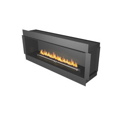 Forma 1800 Single-Sided | Fireplace inserts | Planika