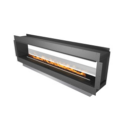 Forma 2700 See-Through | Fireplace inserts | Planika