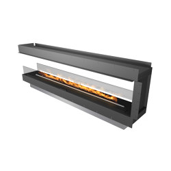 Forma 2700 Room Divider   Fireplace inserts   Planika