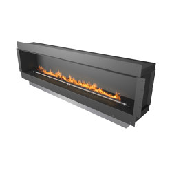 Forma 2700 Single-Sided | Fireplace inserts | Planika