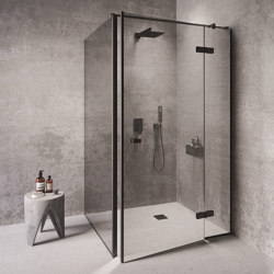 Hinged Shower Cabins | A04 | Shower screens | PCA