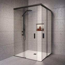 Sliding Shower Cabins | SX02 | Shower screens | PCA