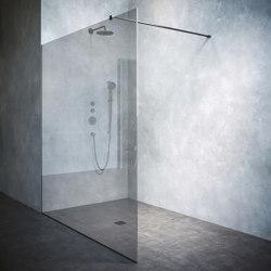 Sliding Shower Cabins | WN01 | Shower screens | PCA
