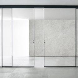 Telescopic Doors | V2000 | Internal doors | PCA