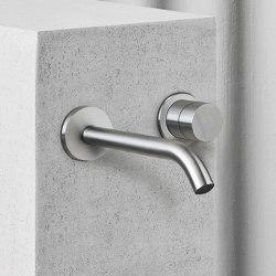 Aa/27 Aboutwater Boffi e Fantini   Batería lavabo a pared   Grifería para lavabos   Fantini