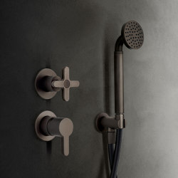 Icona Classic | Built-in shower mixer - shower set | Shower controls | Fantini