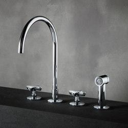Icona Classic | Sink mixer | Kitchen taps | Fantini