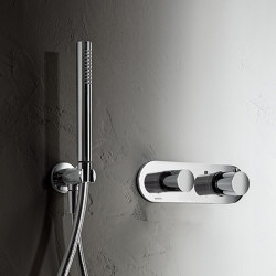 Mare | 3/4'' built-in thermostatic shower mixer - shower set | Shower controls | Fantini