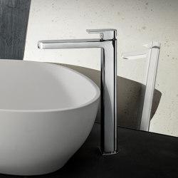 Mare   Single-hole high washbasin mixer   Wash basin taps   Fantini
