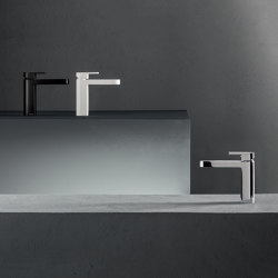 Mare   Single-hole washbasin mixer   Wash basin taps   Fantini