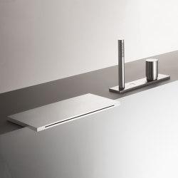 Milano | Deck-mount bathtub mixer | Bath taps | Fantini