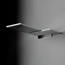 Milano | Double showerhead | Shower controls | Fantini