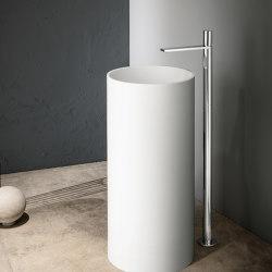 Milano | Floor-mount washbasin mixer | Wash basin taps | Fantini