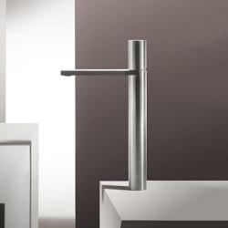Milano | Single-hole high washbasin mixer | Wash basin taps | Fantini