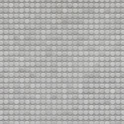 Loop | light diamond grey glossy | Ceramic mosaics | AGROB BUCHTAL