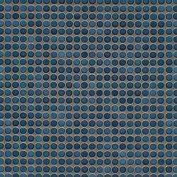 Loop | steel blue glossy | Ceramic mosaics | AGROB BUCHTAL