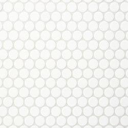 Loop | arctic white glossy | Ceramic mosaics | AGROB BUCHTAL