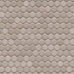 Loop | ivoire brillant | Mosaïques céramique | AGROB BUCHTAL