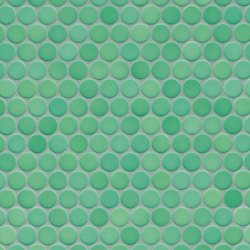 Loop | sea green | Ceramic mosaics | AGROB BUCHTAL