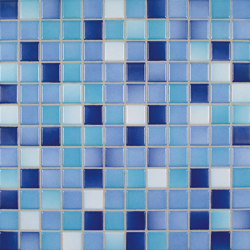 Plural | color sphere cool | Ceramic mosaics | AGROB BUCHTAL