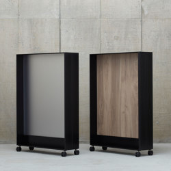 PARALLEL | free Standing Screen | Folding screens | By interiors inc.