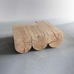 Adjacencies square coffee table   Coffee tables   Van Rossum