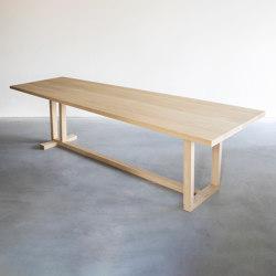 Wedge dining table   Tables de repas   Van Rossum