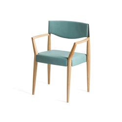 Virna Armchair | Sillas | ALMA Design